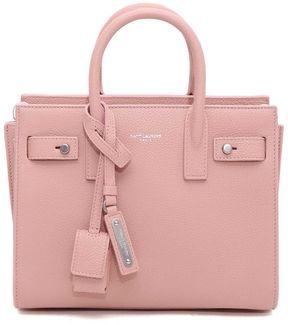 Saint Laurent Sac De Jour Baby Handbag - PALE PINK - STYLE