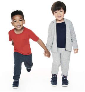 Joe Fresh Toddler Boys' Essential Pocket Tee, JF Midnight Blue (Size 5)