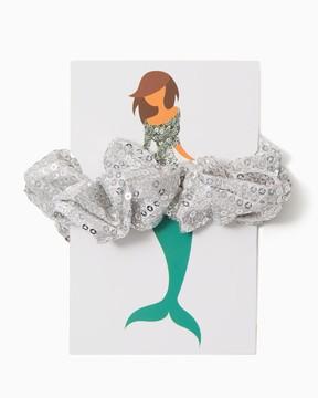 Charming charlie Sequin Mermaid Scrunchie