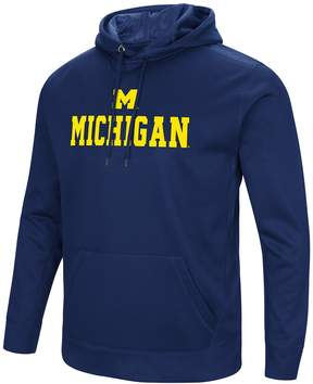 NCAA Men's Campus Heritage Michigan Wolverines Sleet Pullover Hoodie