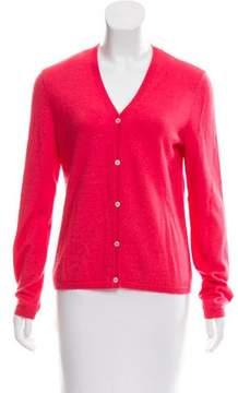 Bill Blass Knit Button-Up Cardigan