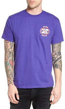Obey Men's Customer Service Premium Graphic T-Shirt