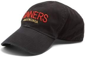 Balenciaga Embroidered cap