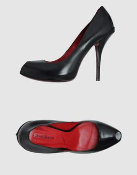 Cesare Paciotti Pumps with open toe