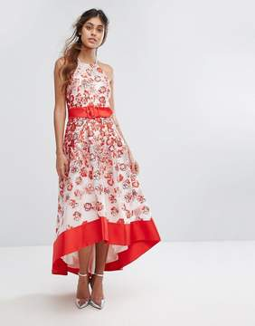 Coast Charron Organza Dress