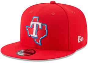 New Era Boys' Texas Rangers Players Weekend 9FIFTY Snapback Cap