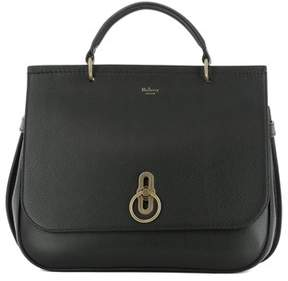 Mulberry Women's Black Leather Handbag.