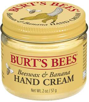 Burt's Bees Beeswax + Banana Hand Creme by 2oz Cream)