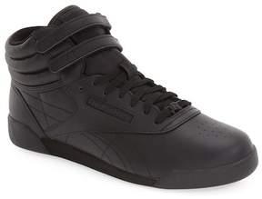 Reebok 'Freestyle Hi' Sneaker (Big Kid)