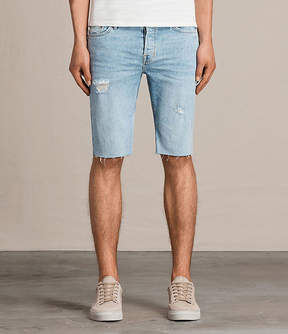 AllSaints Donahue Switch Denim Shorts