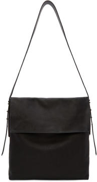 Rick Owens Black Small Hobo Bag