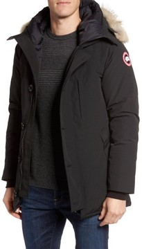 Canada Goose Men's Chateau Parka With Genuine Coyote Fur Trim