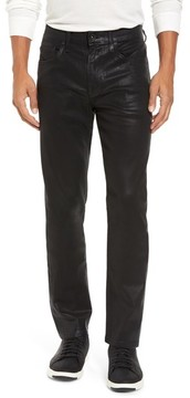 Joe's Jeans Men's Coated Slim Fit Jeans