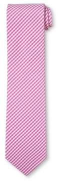 Merona Men's Check NeckTie Pink
