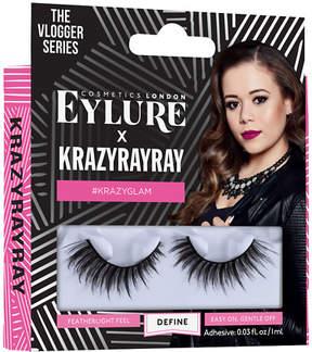 Eylure X The Vlogger Series KRAZYRAYRAY #KRAZYGLAM