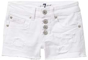 7 For All Mankind 2\ Short Shorts (Big Girls)