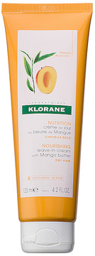 Klorane Leave-In Cream with Mango Butter.