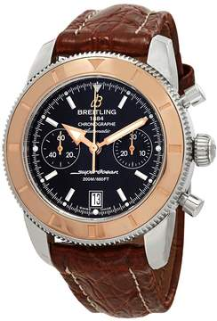 Breitling Superocean Heritage Chronograph Automatic Black Dial Men's Watch