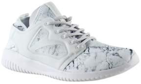 Reebok New Mens Bd1997 White Walking Shoes Size 8.5