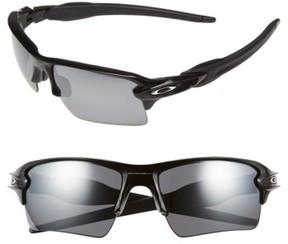 Oakley Men's 'Flak(TM) 2.0 Xl' 59Mm Polarized Sunglasses - Black