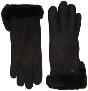 UGG Side Vent Sheepskin Gloves with Slim Pile Extreme Cold Weather Gloves