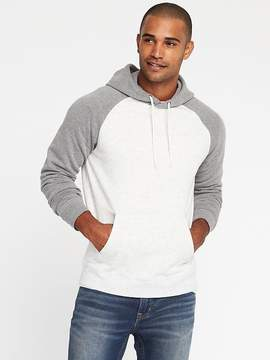 Old Navy Baseball Pullover Fleece Hoodie for Men
