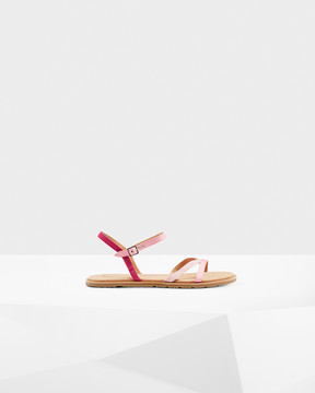 Hunter Women's Original Cross Front Sandals