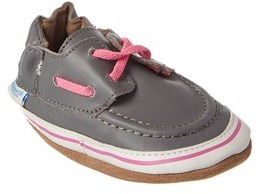 Robeez Kids' Boatin Betty Sneaker.