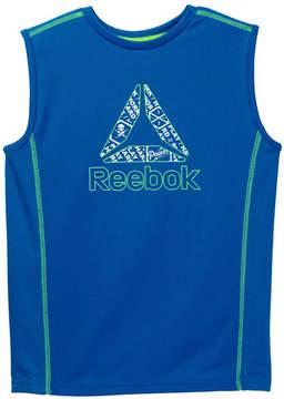 Reebok Printed Back Muscle Tank (Big Boys)