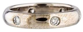 Cartier 18K Diamond Stella Wedding Band