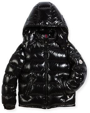 Moncler Bady Puffer Coat, Size 8-14