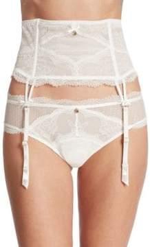 Chantelle Presage Lace Garter Belt
