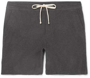 James Perse Cotton-Blend Jersey Shorts