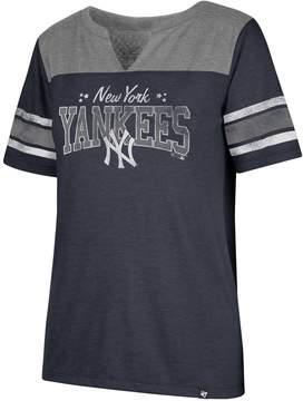 '47 Women's New York Yankees Match Tri-Blend Tee