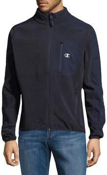Champion Men's Textured Fleece Jacket