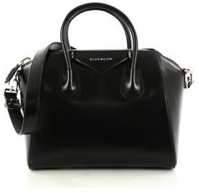 Givenchy Pre-owned: Antigona Bag Glazed Leather Small.