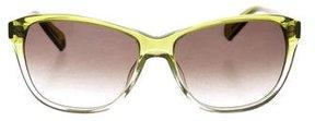 Balmain Gradient Cat-Eye Sunglasses