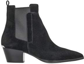 Michael Kors Wilson Mid Ankle Boots