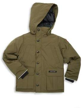 Canada Goose Boy's Vernon Down-Filled Jacket