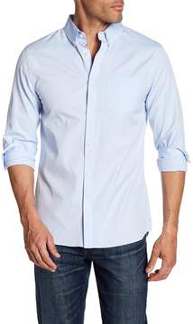 Frame Spread Collar Button Down Shirt