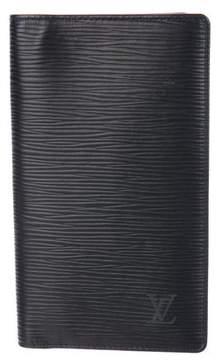 Louis Vuitton Epi Vertical Wallet
