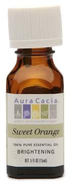 Aura Cacia Pure Essential Oil Brightening Orange