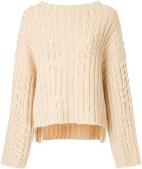 ESTNATION ribbed jumper