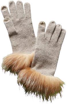 Sofia Cashmere sofiacashmere Sofiacashmere Touchscreen Cashmere Gloves