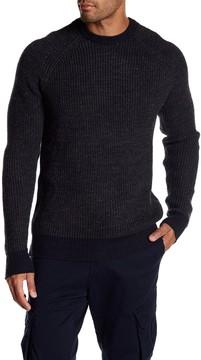 Joe Fresh Marled Knit Crew Neck Sweater