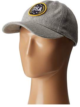 San Diego Hat Company SLW3561 USA Cap Caps