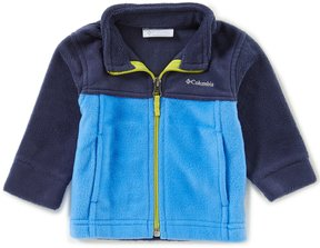 Columbia Baby Boys 3-24 Months Steens Mt. II Color Block Fleece Jacket