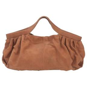 Vanessa Bruno Camel Leather Handbag