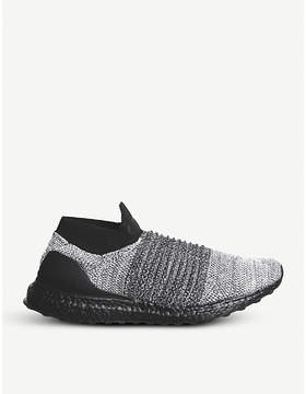 adidas laceless primeknit trainers