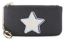Star Leather Coin Purse